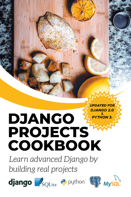 Django Projects Cookbook — Django Projects Cookbook