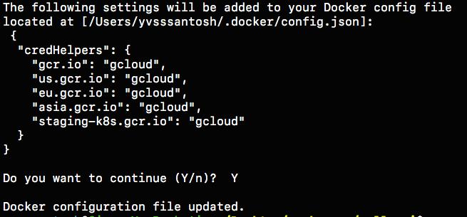 Google Cloud Platform — Essential Python Tools 3 7 documentation