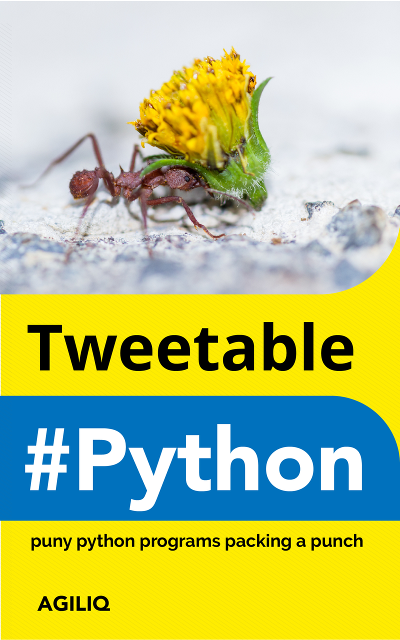 Tweetable #Python — Tweetable Python 3 7 documentation